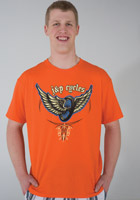 J&P Cycles® Flying Wheel T-shirt