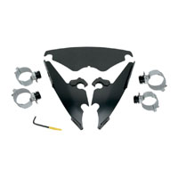 Memphis Shades Fats/Slims Black Trigger-Lock Mount Kit