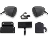 Cycle Sounds Series 2 Premium Sound System for Harley Road King and Sportster