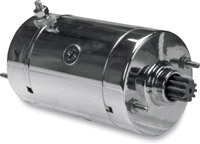 High Torque Chrome Starter
