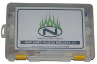NAMZ Custom Cycle Mate-N-Lock Builders Kit