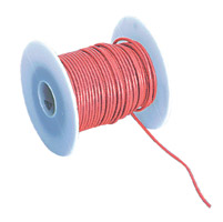35′ Red 16-Gauge Primary Wire