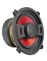 Hawg Wired SX-Series 4 Ohm Component Speakers for Models with Aftermarket Amplifiers