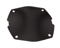 Hawg Wired Steel Mesh Speaker Grills for Front Speakers