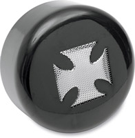 Drag Specialties Cross Insert Horn Cover