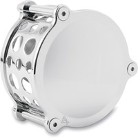 Battistinis Smooth Chrome Horn Cover