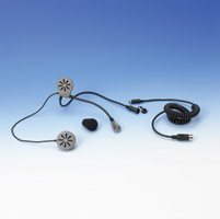 Show Chrome Accessories Helmet Headset 5-Pin Din