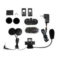 ChatterBox XBi2 Wireless Intercom Kit for Open Face Helmets