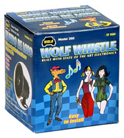 Wolo Wolf Whistle Electric Horn