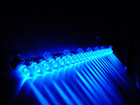 Jam Strait Flexible LED Strip with 24 Blue LEDs