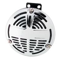 J&P Cycles® Chrome Replica Electric Horn