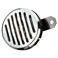 J&P Cycles® 12V Universal Horn with Cover