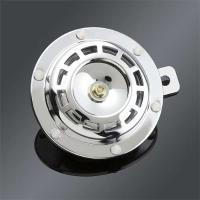 J&P Cycles® Chrome 12V Mag Universal Horn