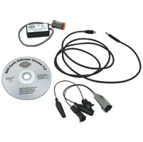 S&S Cycle Diagnostic Cable and Software for Super Stock Ignition Systems