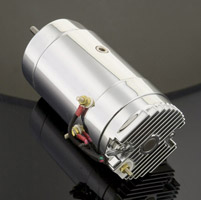 V-Twin Manufacturing 2-Brush Style Chrome Generator