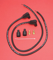 V-Twin Manufacturing Universal 8MM Spark Plug Wire Set