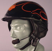J&M Elite 629 Series Helmet Headsets