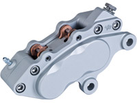 Jaybrake J-6 Ultra Satin Clear Rear Caliper for Touring Models
