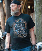 Easyriders Old Dogs Short-Sleeve T-shirt