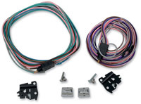 Chrome Handlebar Radio Switch Kit