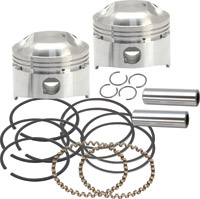 S&S Cycle Forged Piston Set