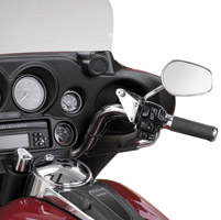 Kruzer Kaddy Chrome Switch Mount Bracket