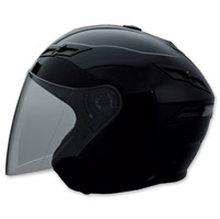GMAX GM67 Black Open Face Helmet