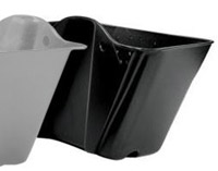 CycleVisions Left Side Saddlebag for Dyna