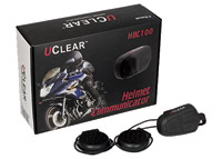 UClear HBC100 Wireless Helmet Communicator