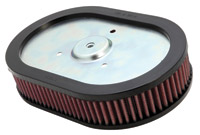 K&N High Performance Replacement Air Filter for Screamin' Eagle