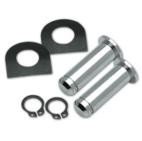 Chrome 1″ Footpeg Mounting Pins