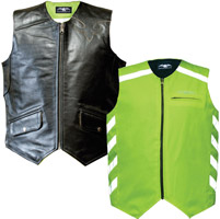 Missing Link Reversible Safety Vest