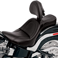 Saddlemen King Seat with Driver Backrest