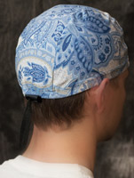 That's A Wrap Urban Paisley-Cap Cordlock