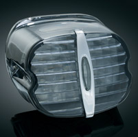 Kuryakyn Deluxe Smoke LED Taillight Conversion