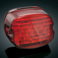 Kuryakyn Low Profile Red LED Taillight Conversion