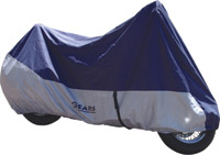 GEARS Premium Motorcycle Cover for Large Cruisers