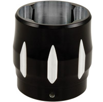 Performance Machine Exhaust Tip For Vance And Hines 3.5