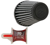 K&N R-1100 Universal Round Tapered Air Filter