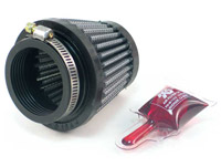 K&N RU-2690 Universal Round Tapered Air Filter