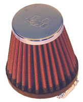 K&N RC-2310 Universal Round Tapered Air Filter