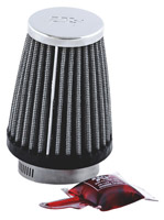 K&N RC-1290 Universal Round Tapered Air Filter