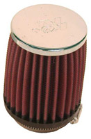 K&N RC-1350 Universal Round Tapered Air Filter