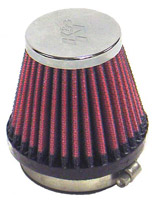 K&N RC-2340 Universal Round Tapered Air Filter