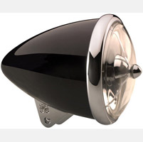 Headwinds 5-3/4″ Chrome Standard ″Rocket″ Headlight Housing
