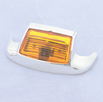 Fender Tip Light Amber Replacement Lens