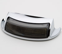 Rear Fender Tip Light with Smoke Lens