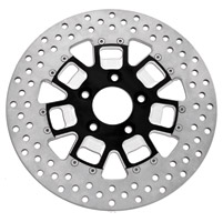 Roland Sands Design Slam Contrast Cut Two-Piece Brake Rotor Rear 11.5″
