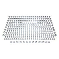 V-Twin Manufacturing Chrome Allen Bolt Covers 300 Piece Kit