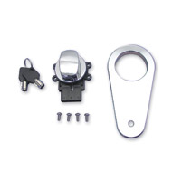 V-Twin Manufacturing Electronic Side Hinge Ignition Switch kit